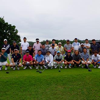 協力会親睦ゴルフ